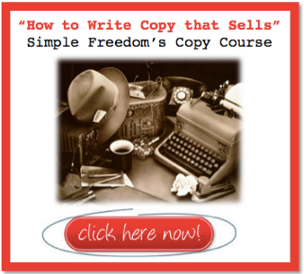 Copywriting Course Simple Freedom Franco Gonzalez