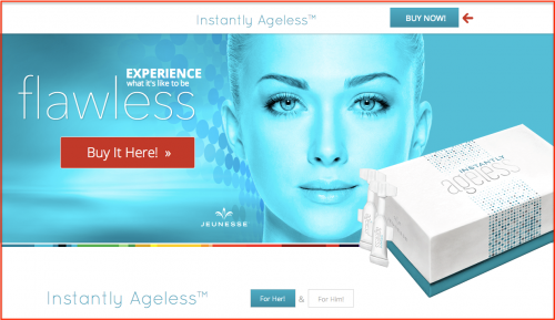 Buy Instantly Ageless by Jeunesse