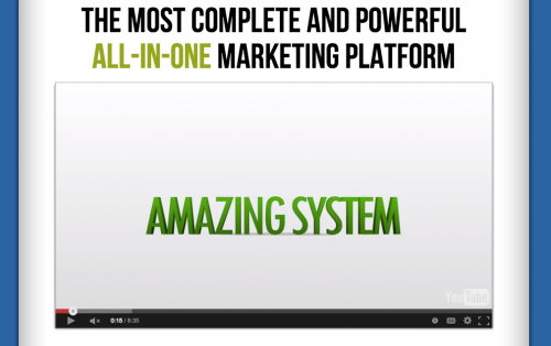 Power Lead System Sales Video