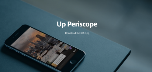 Why Periscope for Marketing?