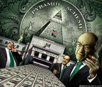 Federal Reserve Criminals