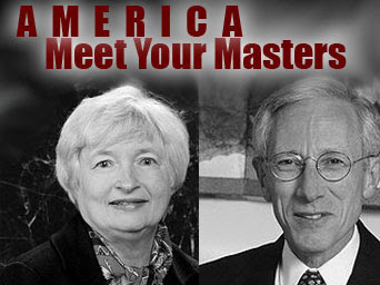 America's Masters The Fed Manipulators of Financial System