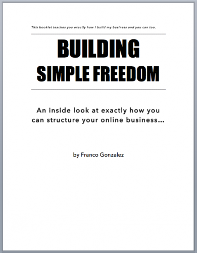 Marketing Simple Freedom