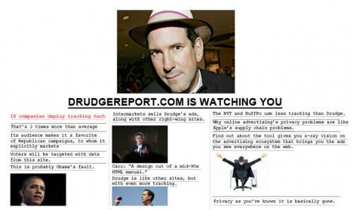 Matt Drudge Report