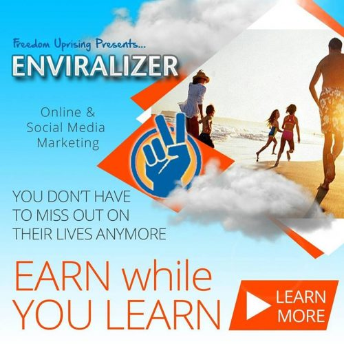 Enviralizer Simple Freedom Online Home Business