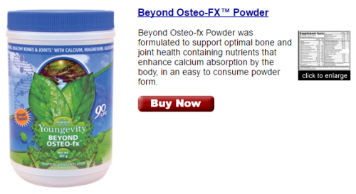 Youngevity Beyond Osteo