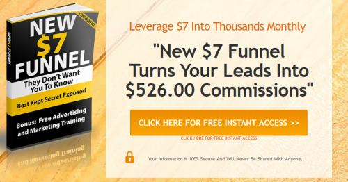 Lead Lightning Marketing Funnel