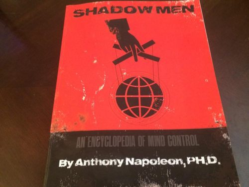 Shadow Men Anthony Napoleon