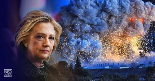 Hillary Clinton Countries Destroyed