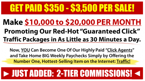 The Click Agency Automated Traffic Generation Simple Freedom