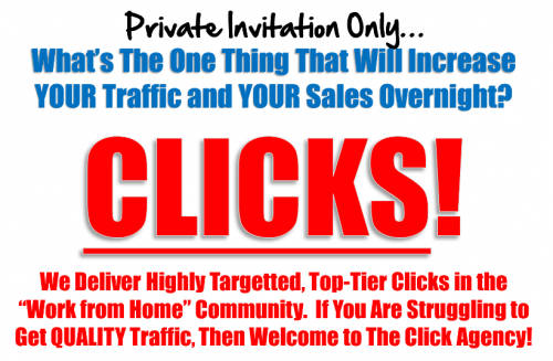 The Click Agency Automated Traffic Simple Freedom