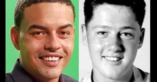 Danney Williams is Son of Bill Clinton
