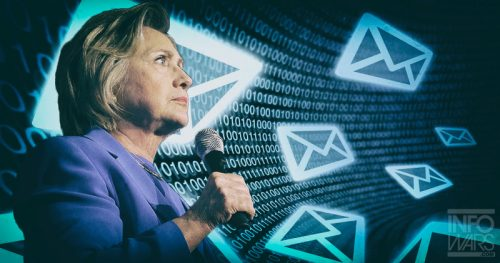 Hillary Clinton Email Criminal Investigation Shadow Government