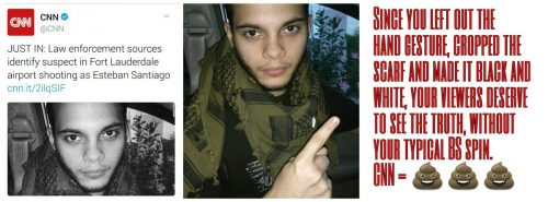 Esteban Santiago Puerto Rican Ft Lauderdale Mass Shooter ISIS Radicalized Terrorism Mental Health