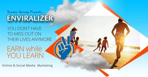 Enviralizer Affiliate Marketing Simple Freedom