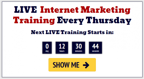 Power Lead System Internet Marketing Training
