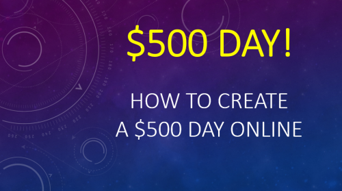 $500 Day System Simple Freedom