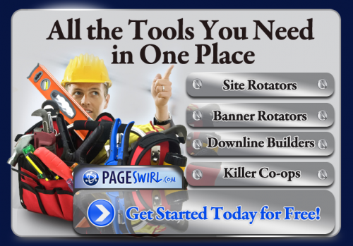 Pageswirl Site Rotator and Traffic Coop