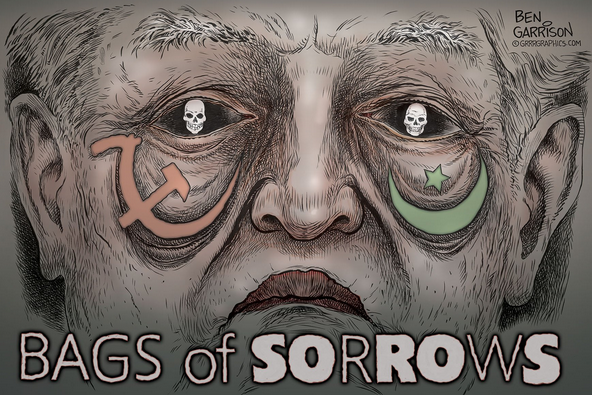 George Soros Deep State New World Order Globalism