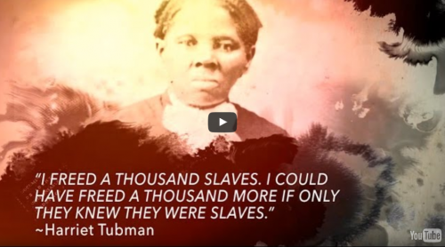 Simple Freedom Harriet Tubman