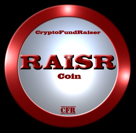 RAISR Cryptocurrency Coin by CryptoFundRaiser
