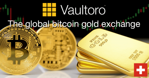 Vaultoro Gold Bitcoin Exchange