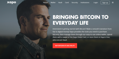 xapo wences casares bitcoin cryptocurrency wallet buy bitcoin vault