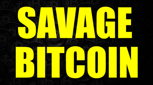SAVAGE BITCOIN