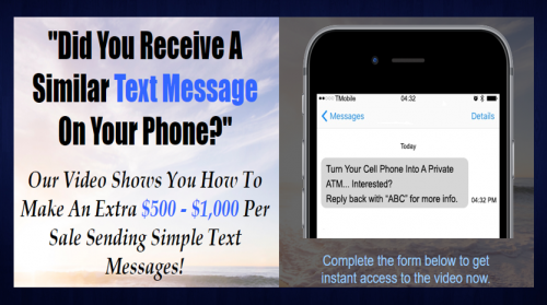 Smart Phone Text Marketing Training Simple Freedom Smart Phone Marketing Training