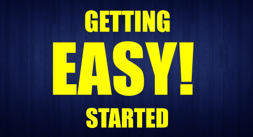 Getting Started Easy Affiliate Marketing Training with Simple Freedom
