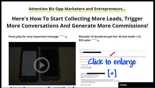 PoweredBySMS Smart Phone SMS Text Messaging Marketing System