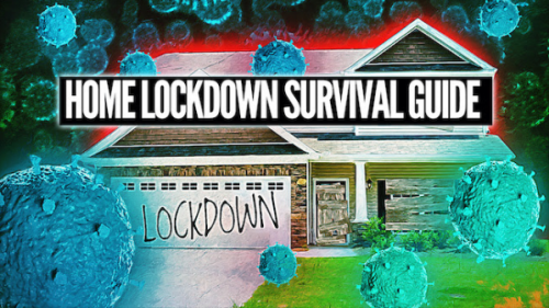 Home Lockdown House Arrest Survival Guide China Virus Corona Virus Simple Freedom Club