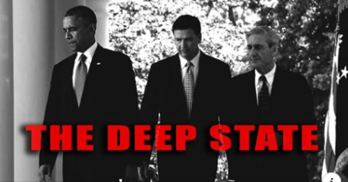 Deep State vs General Flynn Red Pill Simple Freedom