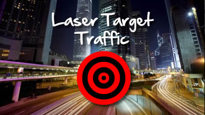 Traffic Laser Targeted Quality Traffic