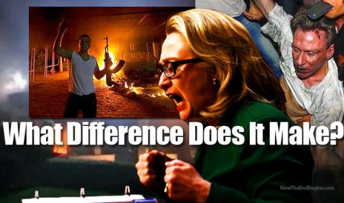 Hillary Clinton Truth Benghazi Libya Arms Deals Syria ISIS