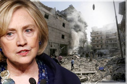 Hillary Clinton and the Truth Benghazi Libya Arms Deals