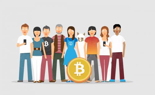 Bitcoin People Trust Cryptocurrency